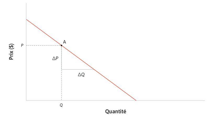 L'élasticité de la demande et la recette marginale.